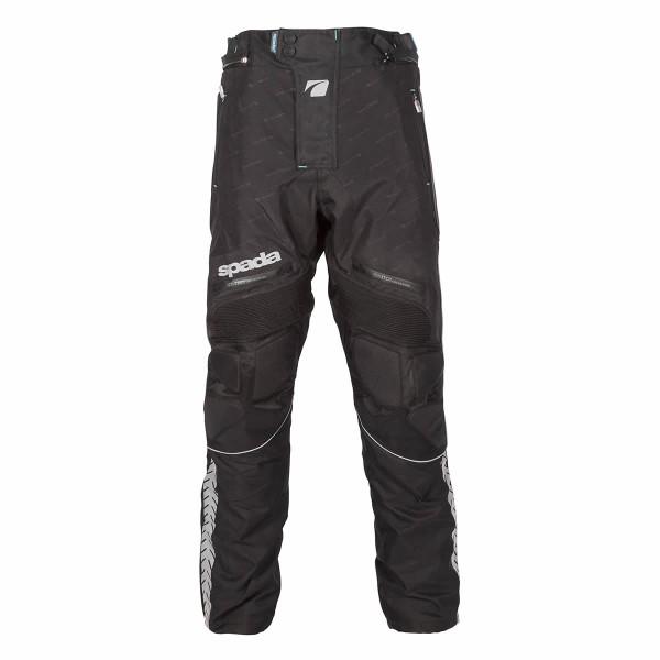 Spada Metro Ladies Textile Trousers - Short Leg Black