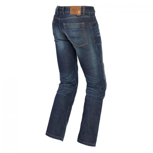 Spidi Gb J-Strong Trousers Blue Dark Used