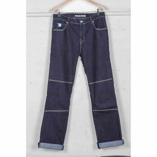 Spada Rigger Selvedge Denim Jeans - Short Leg