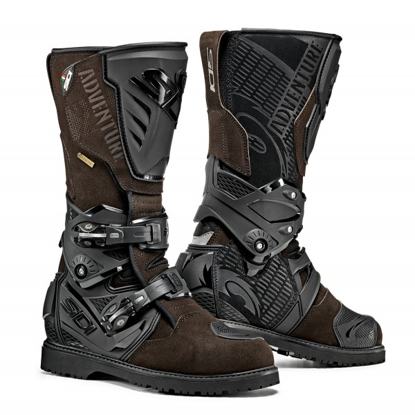 Sidi Adventure 2 Gore Brown & Black