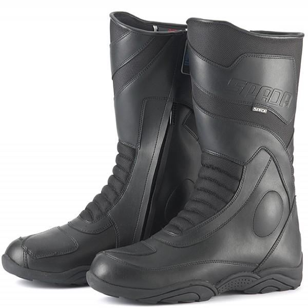 Spada Wave Waterproof Boots - Black