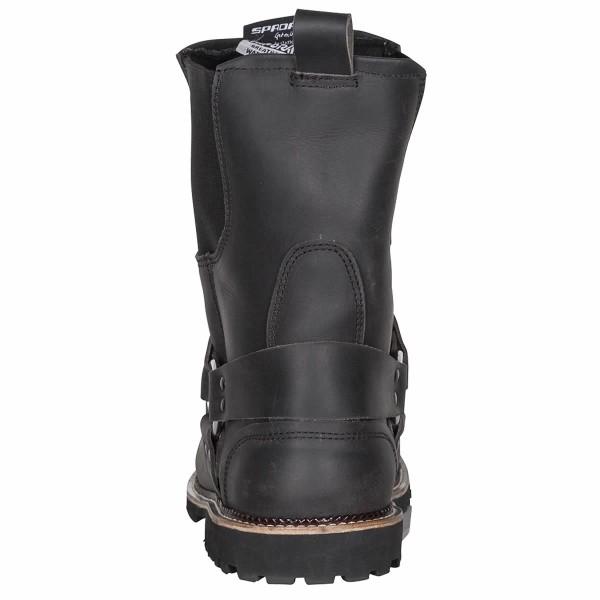 Spada Kensington Rigger Waterproof Boots - Black