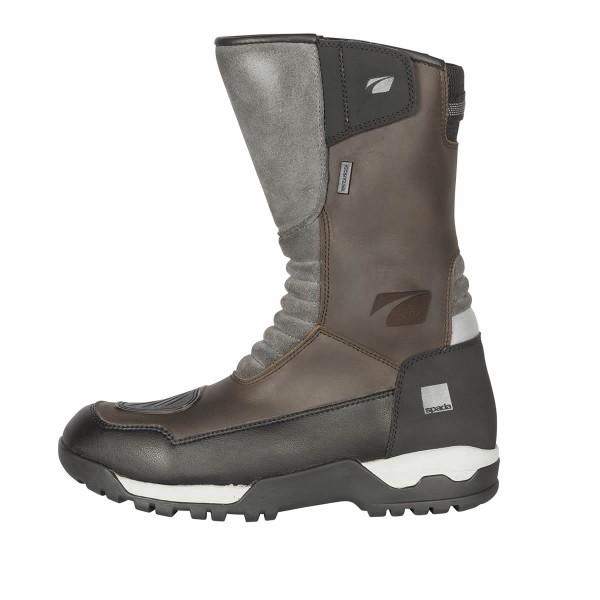 Spada Stelvio Wp Boots Grey/brown