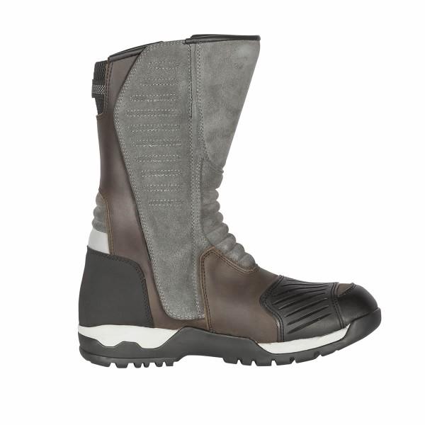 Spada Stelvio Waterproof Boots - Grey/brown