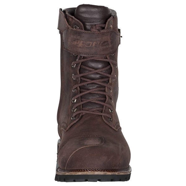 Spada Pilgrim Grande Waterproof Boots - Brown