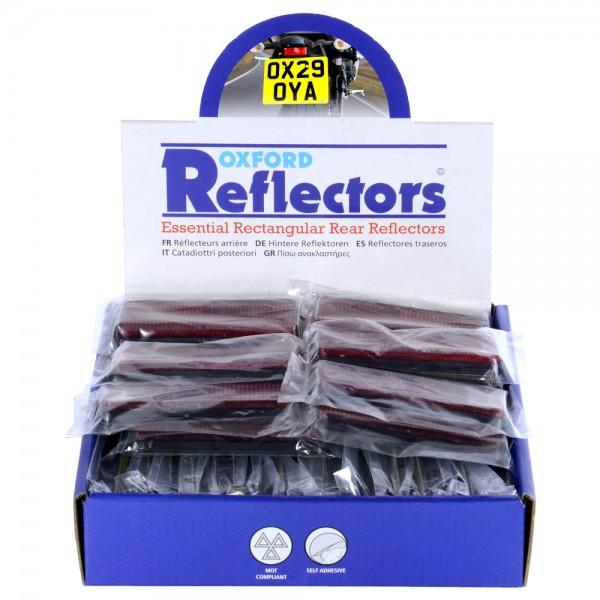 Oxford Rectangular Reflector - Box 50pcs