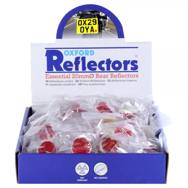Oxford 20mm Reflector - Box 100pcs