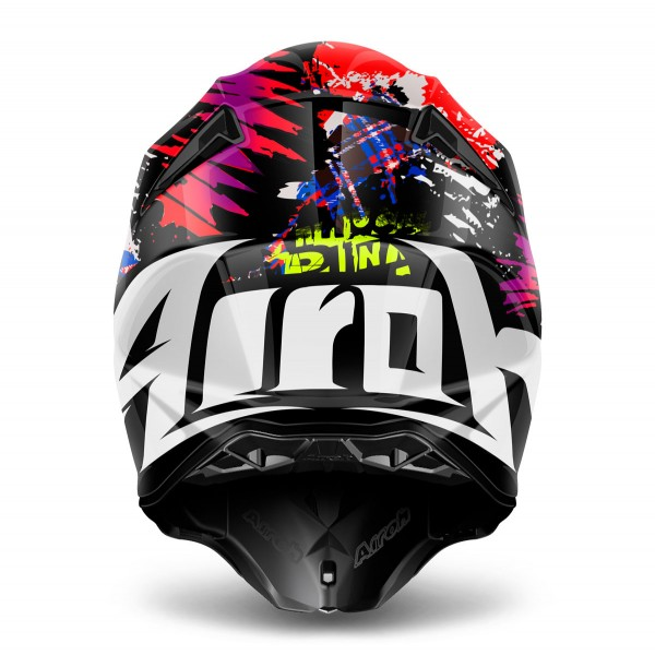 AIROH Twist Crazy Black
