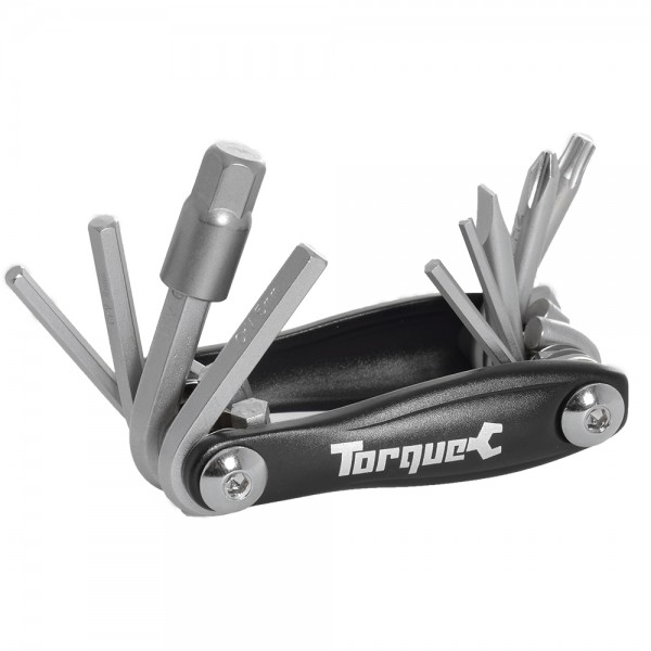Torque Compact 10 Aluminium Folding Tool