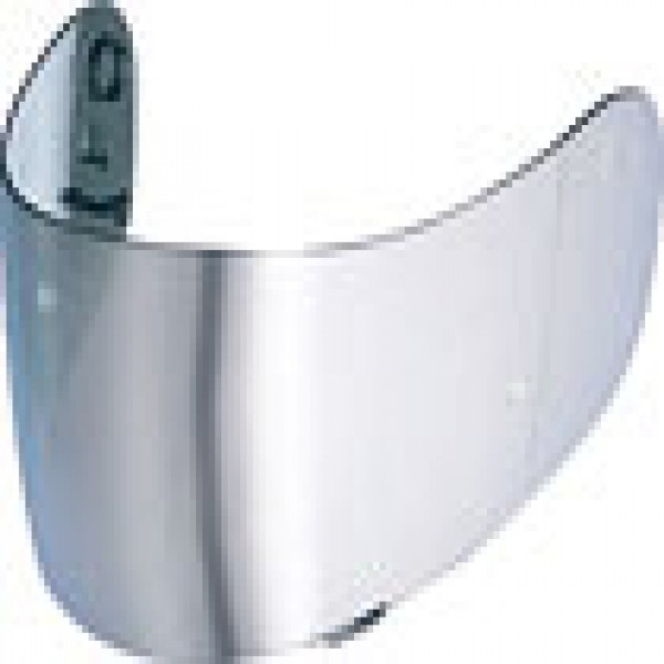 SHOEI Visor Cx1 Silver [Not Legal For Road Use]