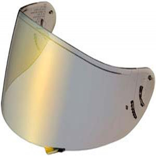 SHOEI Visor Cw-1 Spectra Gold [Not Legal For Road Use]
