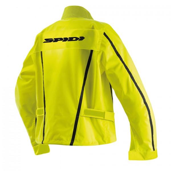 Spidi It Rain Gear Rain Cover Jacket Fluo Yellow
