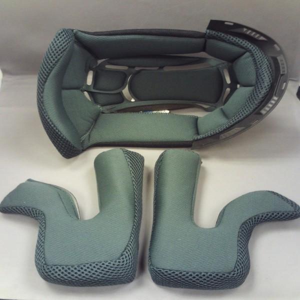 Lazer X7 Cheek & Head Padding