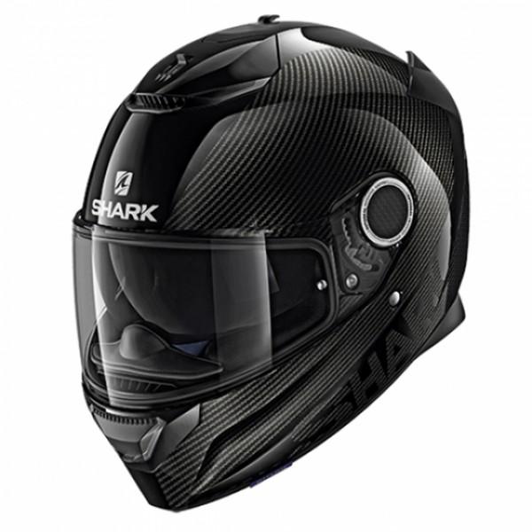 SHARK Spartan Helmet Carbon Skin Dka