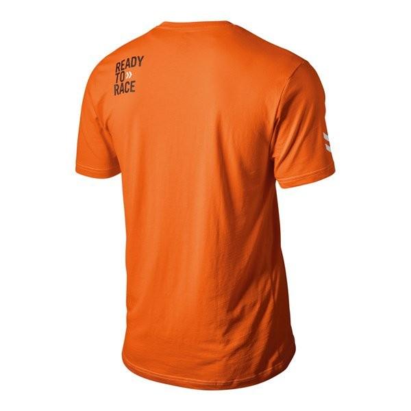 Racing Tee Orange