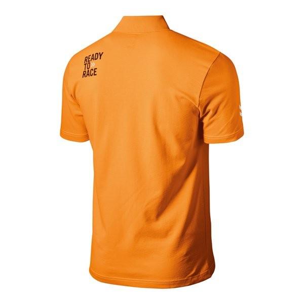 Racing Polo Orange