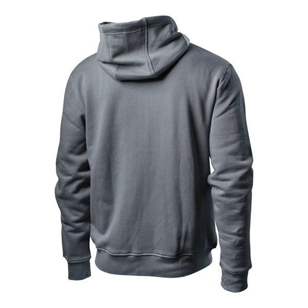 Overspray Zip Hoodie Grey