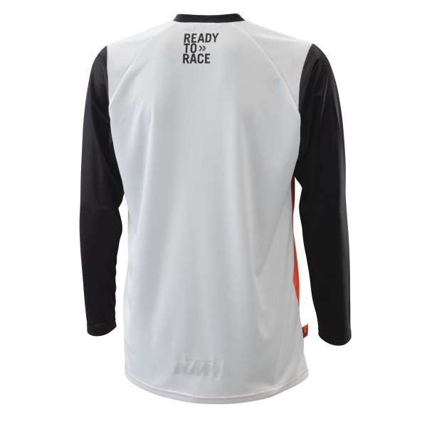 KTM Pounce Shirt White - New for 2021