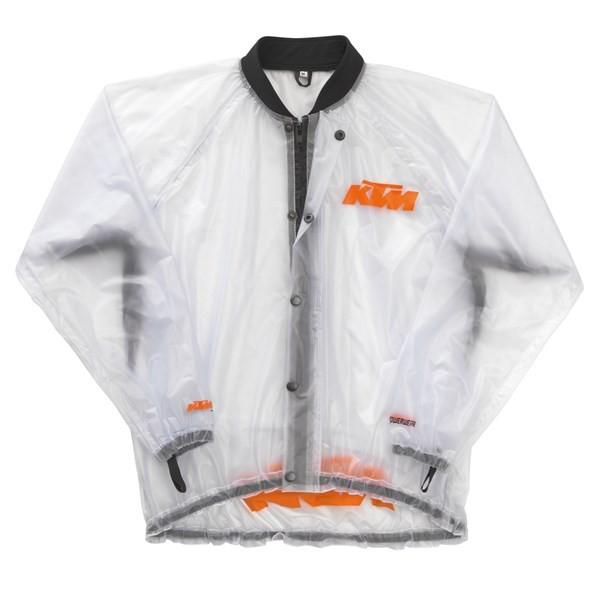 Rain Jacket Transparent