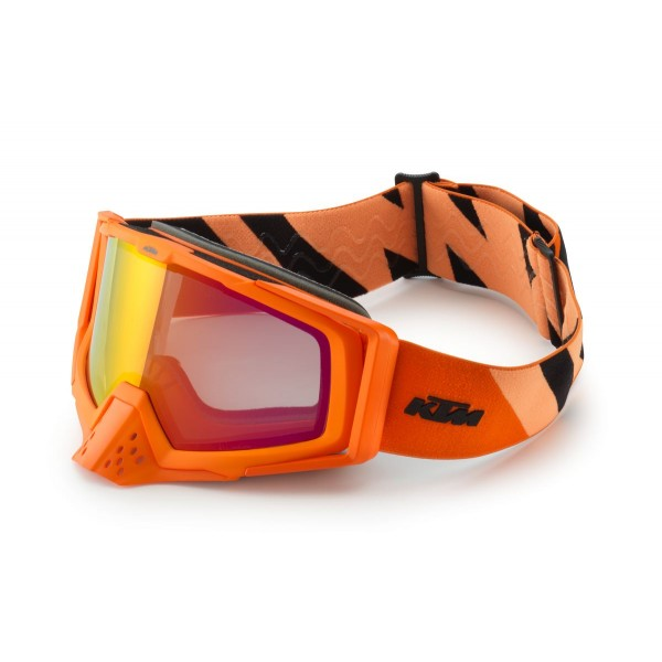 KTM Racing Goggles Orange - NEW for 2021