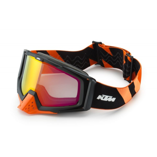 KTM Racing Goggles Black - NEW for 2021