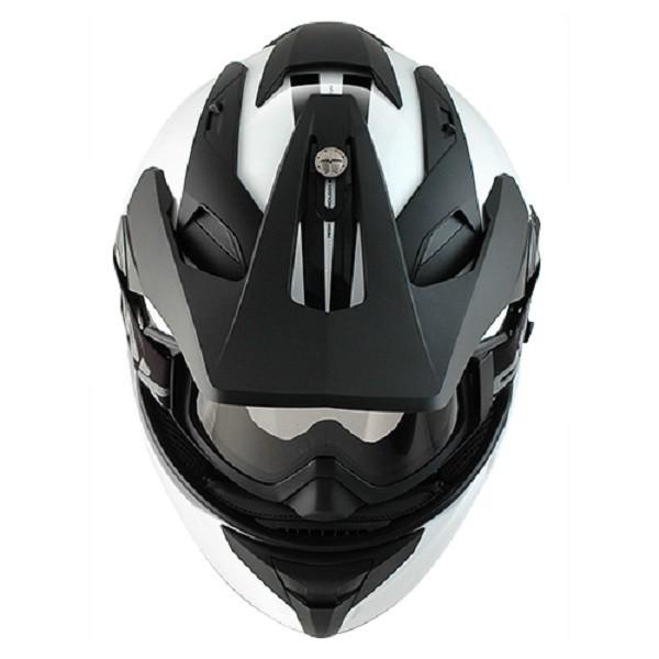 SHARK Explore-R Helmet Blank Whu