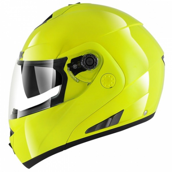 SHARK Openline Helmet High-Vis Yky