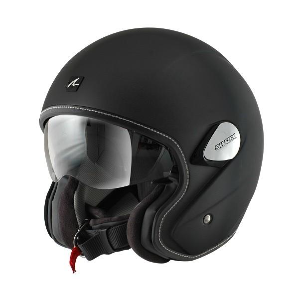 SHARK Heritage Helmet Blank Mat Kma
