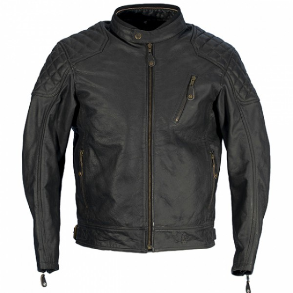 Richa Donington Jacket Black
