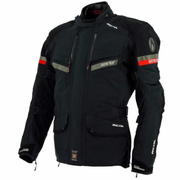 Richa Atlantic Gtx Jacket Black