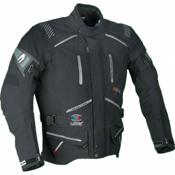 Richa Touring C Change Jacket Black