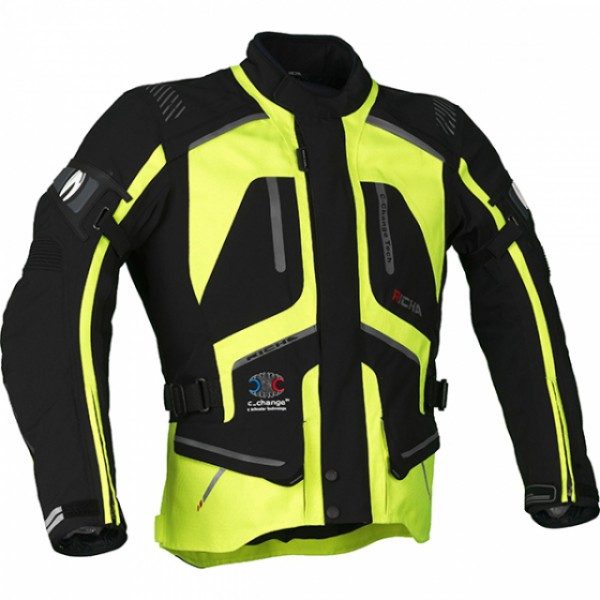 Richa Touring C Change Jacket fluo