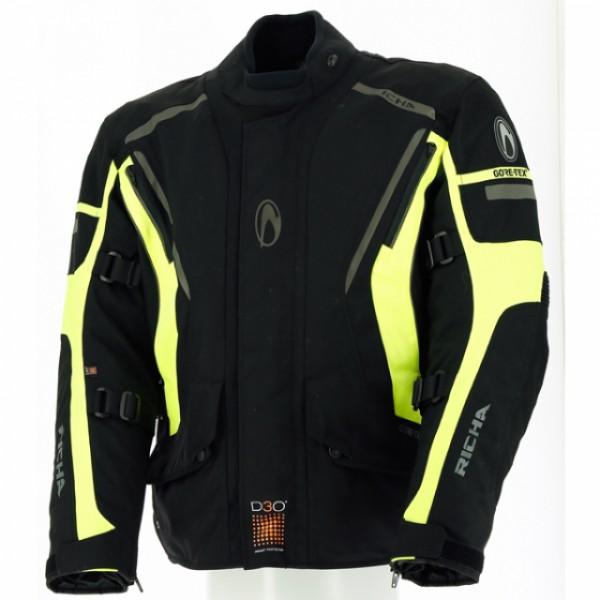Richa Cyclone Gore-tex Jacket Fluo