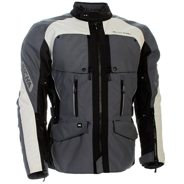 Richa Utah Jacket L/Grey