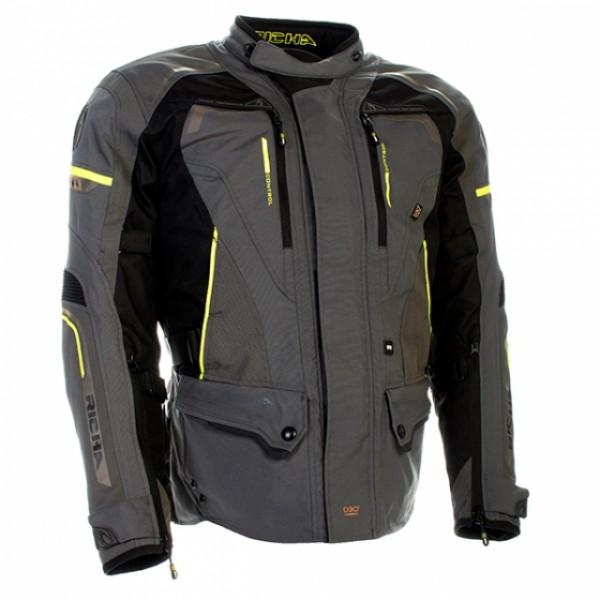 Richa Infinity 2 All Seasons Jacket Titanium