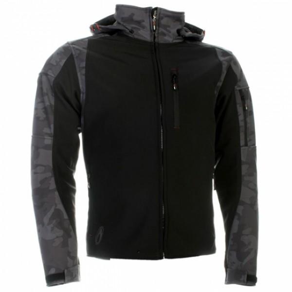 Richa Vanquish Jacket Black & Camo