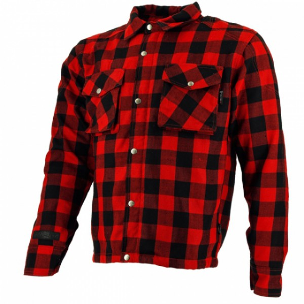 Richa Lumber Shirt Red