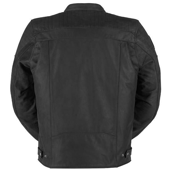 Furygan Clint Leather Jacket - Black