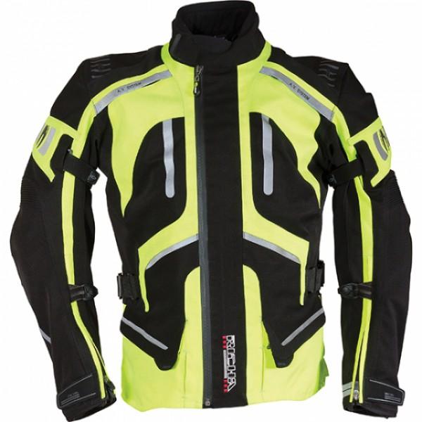 Richa Canyon Jacket Black & Fluo