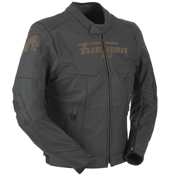 Furygan Fury Sherman Jacket Black
