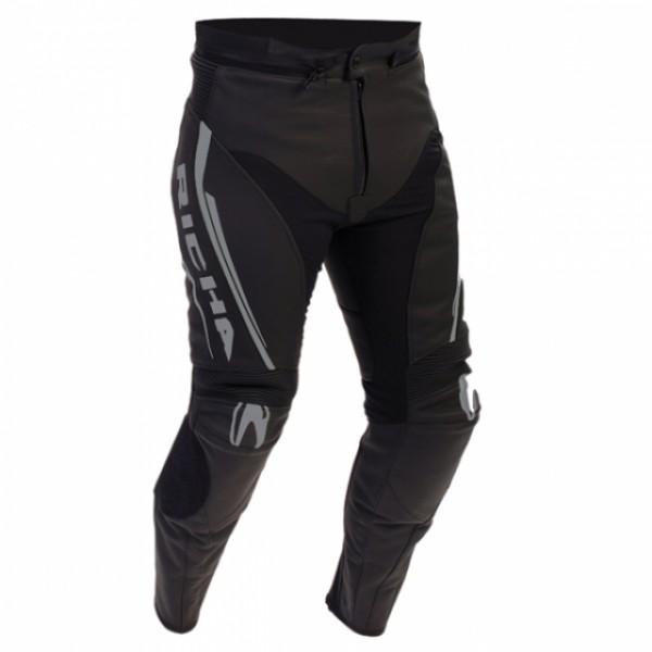 Richa Monza Trousers Black & Grey