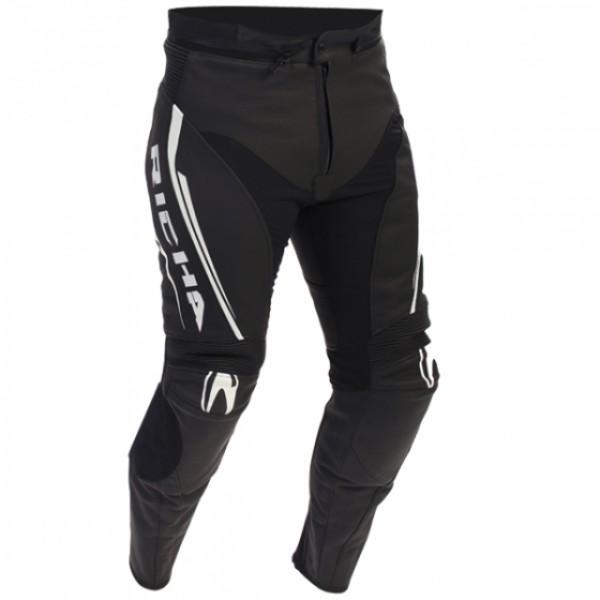 Richa Monza Trousers Black & White