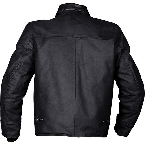 Furygan New Texas Leather Jacket Black