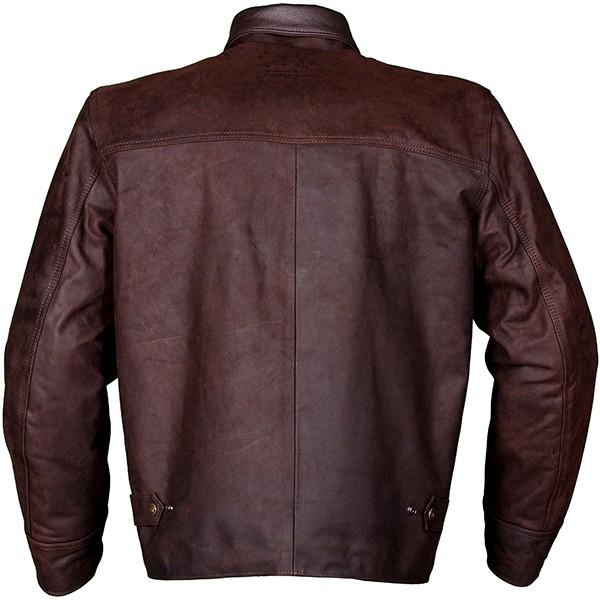 Furygan New Texas Leather Jacket Café