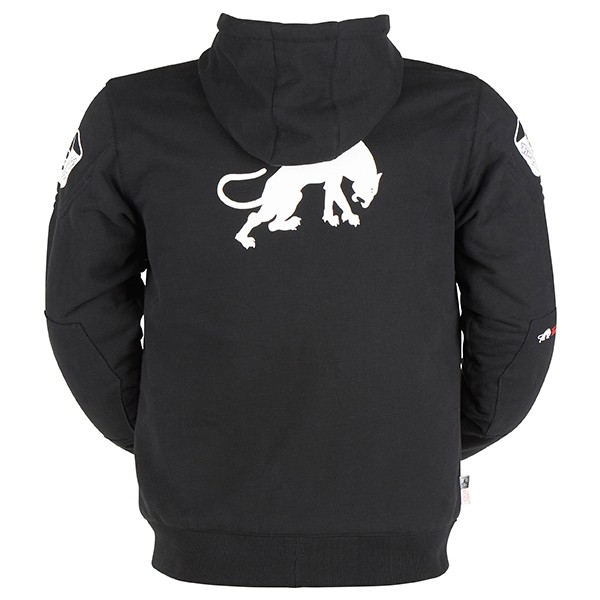Furygan Luxio Hooded Textile Jacket Black