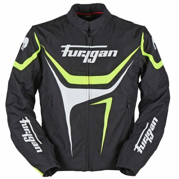 Furygan Oggy Jacket Bl/wh/gr