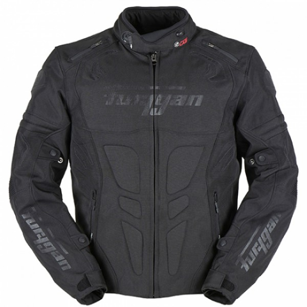 Furygan Blast Jacket Black