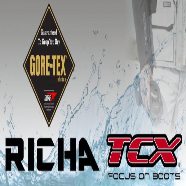 Richa Cyclone Gtx Trousers Long Black