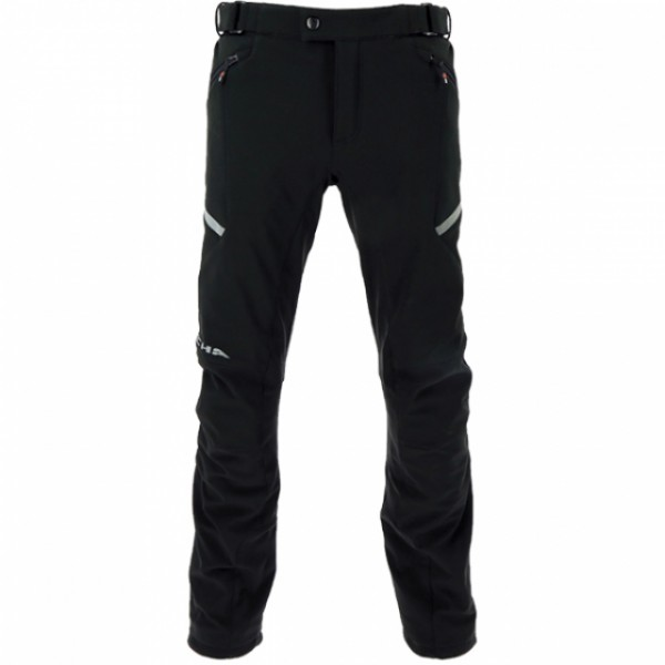 Richa Softshell Textile Trousers - Black