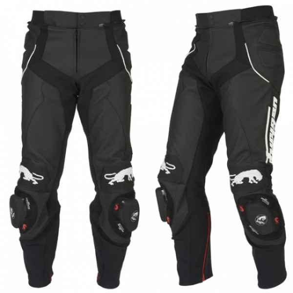 Furygan Raptor Trousers Black & White